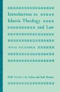 Cover-Bild zu Introduction to Islamic Theology and Law (eBook) von Goldziher, Ignaz