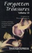 Cover-Bild zu Forgotten Treasures von Hartston, William (Hrsg.)