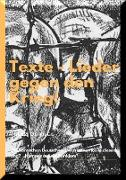 Cover-Bild zu Duthel, Heinz: Texte - Lieder gegen den Krieg! (eBook)