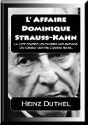 Cover-Bild zu Duthel, Heinz: Dominique Strauss-Kahn (eBook)