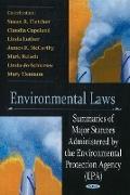 Cover-Bild zu Environmental Laws von Fletcher, Susan R (Hrsg.)