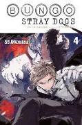 Cover-Bild zu Kafka Asagiri: Bungo Stray Dogs, Vol. 4 (light novel)
