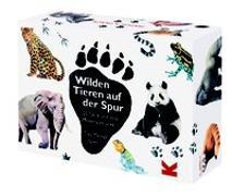 Cover-Bild zu Wilden Tieren auf der Spur von George, Marcel
