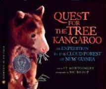 Cover-Bild zu Quest for the Tree Kangaroo von Montgomery, Sy