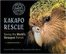 Cover-Bild zu Kakapo Rescue von Montgomery, Sy