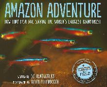 Cover-Bild zu Amazon Adventure von Montgomery, Sy