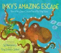 Cover-Bild zu Inky's Amazing Escape (eBook) von Montgomery, Sy