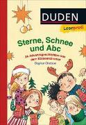 Cover-Bild zu Chidolue, Dagmar: Duden Leseprofi - Sterne, Schnee und Abc. 24 Adventsgeschichten aus dem Klassenzimmer