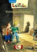 Cover-Bild zu Mai, Manfred: Lesepiraten - Krimigeschichten