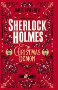 Cover-Bild zu Sherlock Holmes and the Christmas Demon (eBook) von Lovegrove, James