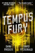 Cover-Bild zu Time Shards - Tempus Fury (eBook) von Fredsti, Dana