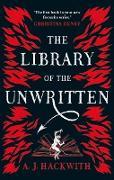 Cover-Bild zu The Library of the Unwritten (eBook) von Hackwith, A. J.