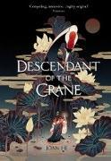 Cover-Bild zu Descendant of the Crane (eBook) von He, Joan
