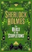 Cover-Bild zu Sherlock Holmes and The Beast of the Stapletons (eBook) von Lovegrove, James