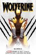 Cover-Bild zu Marvel classic novels - Wolverine: Weapon X Omnibus (eBook) von Cerasini, Marc