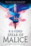Cover-Bild zu The Spear of Malice (War of the Archons 3) (eBook) von Ford, R. S.