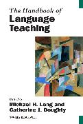 Cover-Bild zu The Handbook of Language Teaching (eBook) von Long, Michael H. (Hrsg.)