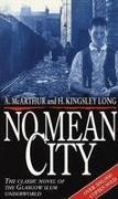 Cover-Bild zu No Mean City von McArthur, A