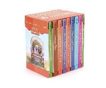 Cover-Bild zu Wilder, Laura Ingalls: Little House Complete 9-Book Box Set