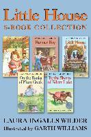 Cover-Bild zu Wilder, Laura Ingalls: Little House 5-Book Collection (eBook)