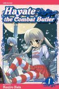 Cover-Bild zu Hata, Kenjiro: Hayate the Combat Butler, Vol. 1