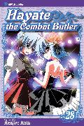 Cover-Bild zu Kenjiro Hata: Hayate the Combat Butler Volume 28