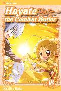 Cover-Bild zu Kenjiro Hata: Hayate the Combat Butler Volume 18