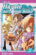 Cover-Bild zu Kenjiro Hata: Hayate the Combat Butler Volume 27