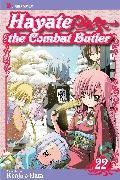 Cover-Bild zu Kenjiro Hata: HAYATE COMBAT BUTLER TP VOL 22 (C: 1-0-1)