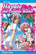 Cover-Bild zu Kenjiro Hata: Hayate the Combat Butler Volume 20
