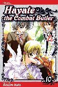 Cover-Bild zu Kenjiro Hata: HAYATE COMBAT BUTLER TP VOL 10 (C: 1-0-1)
