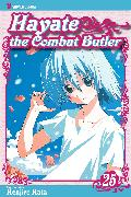 Cover-Bild zu Kenjiro Hata: HAYATE COMBAT BUTLER GN VOL 25