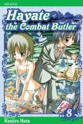 Cover-Bild zu Hata, Kenjiro: Hayate the Combat Butler, Vol. 8