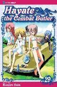 Cover-Bild zu Kenjiro Hata: Hayate the Combat Butler, Vol. 29