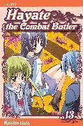 Cover-Bild zu Hata, Kenjiro: Hayate the Combat Butler, Vol. 13