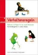 Cover-Bild zu Verhaltensregeln von Kaelin, Felicitas (Illustr.)