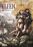 Cover-Bild zu Corbeyran, Eric: Elfen 19. Der Eremit von Ourann