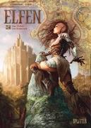 Cover-Bild zu Corbeyran, Éric: Elfen. Band 24