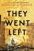 Cover-Bild zu Hesse, Monica: They Went Left (eBook)