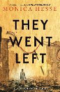 Cover-Bild zu Hesse, Monica: They Went Left