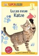 Cover-Bild zu Drevenstedt, Ute: SUPERLESER! Lucas neue Katze