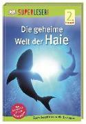 Cover-Bild zu Foreman, Niki: SUPERLESER! Die geheime Welt der Haie