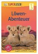 Cover-Bild zu SUPERLESER! Löwen-Abenteuer