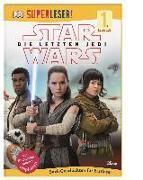 Cover-Bild zu Amos, Ruth: Superleser! Star Wars? Die letzten Jedi