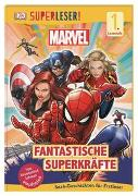 Cover-Bild zu Saunders, Catherine: SUPERLESER! MARVEL Fantastische Superkräfte