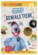 Cover-Bild zu Fischer, Jörg: SUPERLESER! Woozle Goozle Geniale Tiere