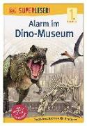 Cover-Bild zu SUPERLESER! Alarm im Dino-Museum