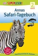 Cover-Bild zu SUPERLESER! Annas Safari-Tagebuch