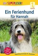 Cover-Bild zu SUPERLESER! Ein Ferienhund für Hannah