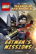 Cover-Bild zu Davies, Beth: LEGO (R) DC Comics Super Heroes: Batman's Missions